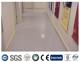 RN Series of Homogeneous PVC Flooring